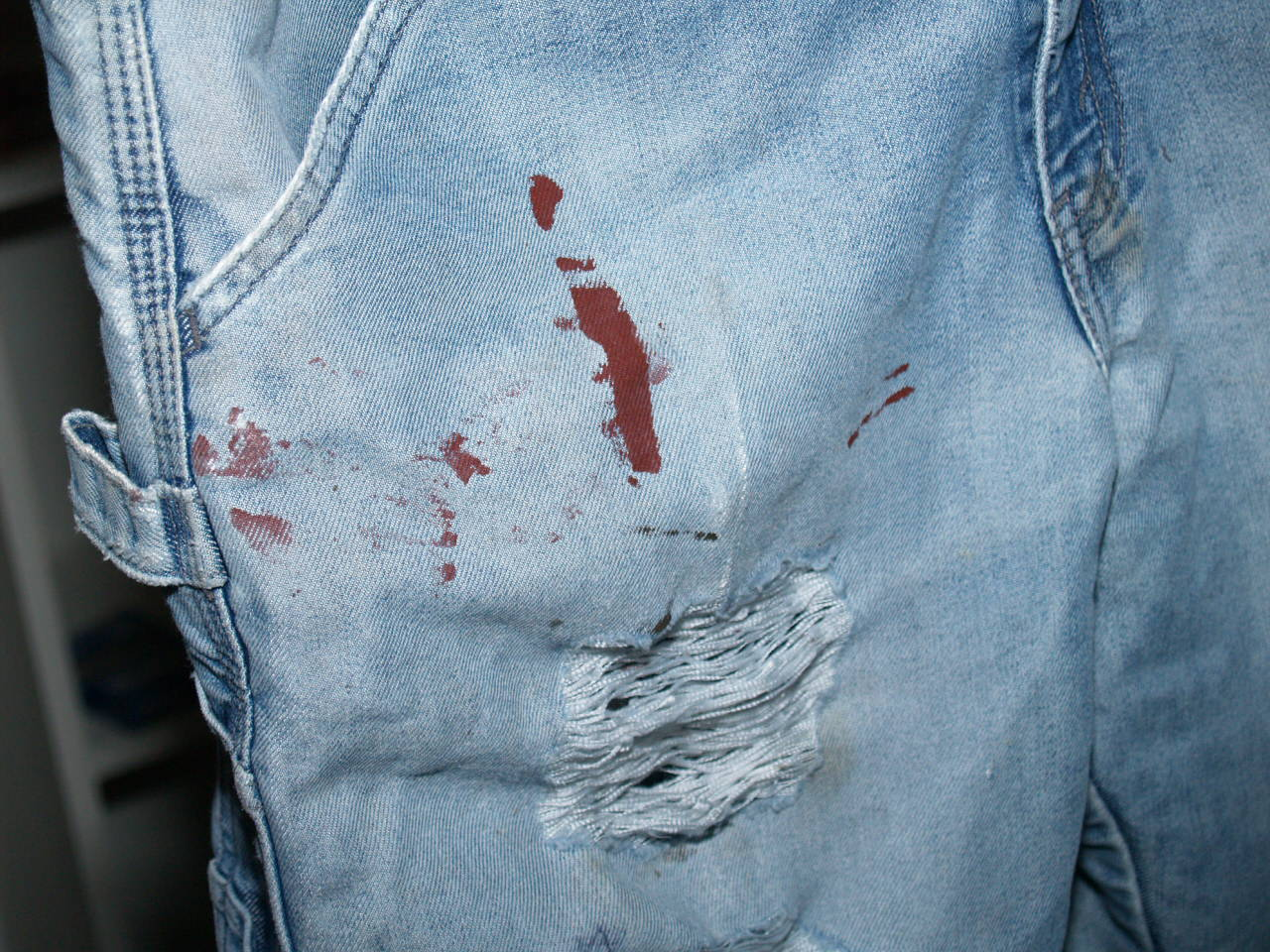 how to get rid of period stains